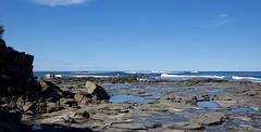 Great Ocean Walk_Marengo (bobarcpics) Tags: sea ocean marengo coastalvictoria rockshelf rockpools greatoceanwalk