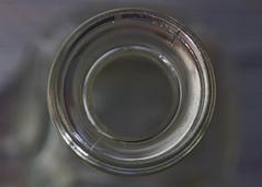 Vase (Helen Orozco) Tags: macromondays circle hmm glass vase macro round top minimal simple