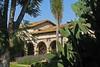 Mission San Juan Capistrano (5) (AntyDiluvian) Tags: california losangeles la mission spanishmission sanjuancapistrano garden portico