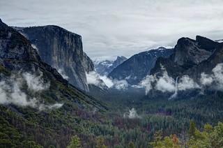 The Day Yosemite Evacuated