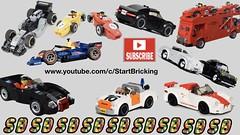 SB sub.001 (Start Bricking) Tags: lego speed champions youtube speedchampions ferrari porsche f1 racing afol moc