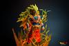 Dragon Ball - SCultures 6 - SSJ3 Goku (Reboot)-8 (michaelc1184) Tags: dragonball dragonballz dragonballsuper sculture ssj3 saiyan goku anime manga japan toys figures