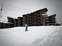 Fryvil T-bar (A. Wee) Tags: trysil 挪威 norway 特利西尔 fryvil tbar skiresort 滑雪场