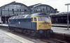 47414 Hull Paragon (SydRail) Tags: 47414 class47 hull paragon station terminus diesel locomotive railways trains sydyoung sydrail