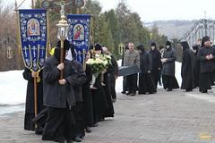 45. Похороны схимон. Любови в Богородичном