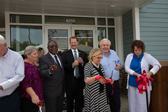 Dorchester Senior Center (North Charleston) Tags: seniorcenter senior center dorchester northcharleston mayor mayorsummey north charleston south carolina lowcountry lieutenant governor sc lieutenantgoverner ribbon cutting citycouncil pi