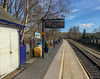 Next Train From Platform 1 (Phot For The Day) Tags: windermere lakes line cancel cancelled services northern rail northernrail oxenholme connection manchester airport