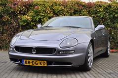 1999 Maserati 3200 GT - Explore on 31-3-2018 (Vinylone) Tags: 1999 maserati 3200 gt
