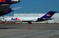 C-FMES (Morningstar Air Express) (Steelhead 2010) Tags: fedex federalexpress morningstarairexpress boeing b727 b727200f cargo yyz creg cfmes