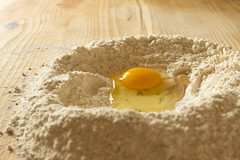 Easter Morning (raffaella.rinaldi) Tags: easter morning cook cooking egg flour wood italy pasta homemade italia light