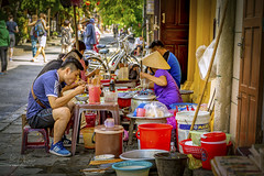 Vietnam (Ed Kruger) Tags: 2017 allrightsreserved asia asiancities asiancountries cultureofasia edkruger millakruger octover peopleofasia photosofasia southeastasia abaconda asian asians blue breakfast buildings city cityscene cityscape clouds copyrights eatery food hoian kirillkruger meal morning qfse rodkruger sky street travel travelphotography vietnam thànhphốhộian quảngnam vn