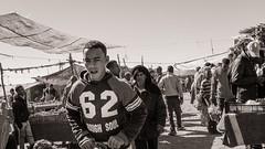 Rough Soul (Tom Levold (www.levold.de/photosphere)) Tags: fuji fujix100f marokko morocco x100f zagora market people candid markt porträt bw portrait sw youngman jungermann