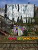 Paris (marc.fray) Tags: paris mâlefemelle malefemale zooproject bilalberreni fresque mural petiteceinture voieferroviaire streetart petiteceintureest 75020 xxe iledefrance france urbex urbanexploration