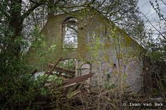 Rural decay (Ivan van Nek) Tags: hoogland amersfoort thenetherlands provincieutrecht boerderij schuur farm barn nikon nikond7200 d7200 rural decay abandoned ruïne