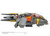 "BZ-05 Bembix Zorn DCCAS ""Stinger"" - Protoype Design (Benjamin Cheh) Tags: lego plane wip mecha afol"