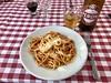 IMG_E3134 (kriD1973) Tags: europe europa italia italy italien italie lazio roma rome rom trattoria pasta amatriciana food foodporn pranzo lunch déjeuner mittagessen ristorante restaurant bier beer birra cerveza bière peroni dellomo delicious yummy