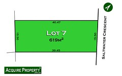 Lot 7 Saltwater Crescent, Kellyville NSW