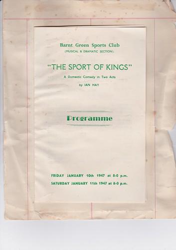 1947: Dec Programme 1