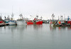 NS-00118 - Meteghan Wharf (archer10 (Dennis) 137M Views) Tags: sony a6300 ilce6300 village 18200mm 1650mm mirrorless free freepicture archer10 dennis jarvis dennisgjarvis dennisjarvis iamcanadian novascotia canada fishing boat lobster harbour buoys