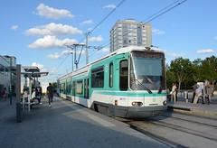 Alsthom TFS-2 #117 (LukaszL99) Tags: t1 tfs alstom tramway tramwaj tram strasenbahn paris paryż francja france frankreich ratp tfs2 asnièressurseine îledefrance