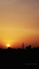 Sun is a poem. (Ibrahim Hamaty) Tags: sun morning sunrise ngc sunset التصويرالاحترافي مساء صباح جازان مأذنه مسجد شروق غروب شمس الجنوب