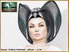 Bliensen - Apep- Cobra Helmet - silver (Plurabelle Laszlo of Bliensen + MaiTai) Tags: fantasyfaire roleplay helmet snake cobra egypt egyptian antique wizard witch mesh