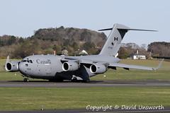 177703 (David Unsworth (davidu)) Tags: cc177703globemasteriii 177703 royalcanadianairforce boeing c17a globemaster iiiboeingc17aglobemaster boeingc17a boeingc17 c17 canadianarmedforces glasgowprestwickairport prestwickinternationalairport prestwickinternational internationalairport pik egpk glasgowprestwick prestwick scotland uk ayr ayrshire aviation air aircraft jet davidu davidunsworth plane airplane airliner jetliner flight flying airport airfield approach daviduair aviationphotography aviationphotographer sky cockpit taxi taxiing outdoor military transport rcaf