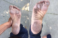 IMG_08266789 (Lizzy Townsend) Tags: dirty feet soles filthy foot fetish female femle calloused