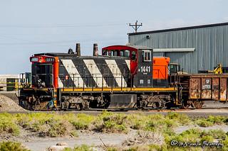 WRIX 1441 | EMD GMD1 | Imsamet of Utah