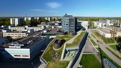 2018.05.11-18.37.01 - FIN LAND TUT (crop) (BUT@TUT) Tags: finland tampere university technology tut kampus areena erasmus exchangestudent