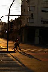 Last rays of the summer sun. (markvanmarx) Tags: love family she girl women lady summer people walk way street discovercity city streetphotography urbanexplorer buenosaires urban sunset sun free freedom life cityscape southamerica lifestyle travel trip documentary documentaryphotography discover photojournalism nikonexperience