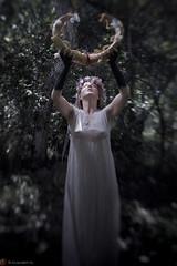 IMG_5715 (m.acqualeni) Tags: manu manuel acqualeni photographe fille femme nue nudité sexy trash thrash forêt nature arbres dark sombre décalé gothique goth gothic hood animal extérieur witch sorciere sorcière magie magic noir incantation paganisme esprit spirit