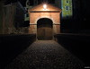 the door (oliv340) Tags: pau pyreneesatlantiques bearn bearnpyrenees porte door castle henriiv chateau night nuit nightphotography canon sudouest france nouvelleaquitaine