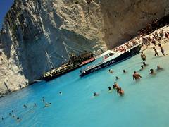 IMG_1240 (SyrianSindibad) Tags: greece zakynthos navagiobeach shipwreckbeach smugglerscove
