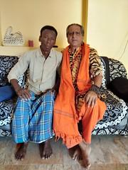 Babu Bhai Historian Of Siddis (firoze shakir photographerno1) Tags: siddis siddiethos indoafricans ratanpore gujrat urusbabagor2018 bavagor sufism dhamal goma sandalofbabagor