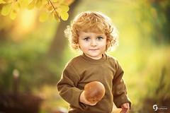 Грибники: тихая охота (yaroslavagromova) Tags: autumn kids brethers brothers mushroom pickers foliage nikon