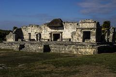 IMG_2881 (avolanti) Tags: tulum mexico vacation travel wanderlust yucatan mayan ruins pyramids pyramid beautiful