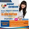 2 (Hokijudi99sport) Tags: bebastransfer bni10ribu promobni transferantarbank mandiri bni bca danamon cimbniaga 100bankindonesia untungbanyak hebohhadiah