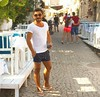 #turkish #man #handsome #shirtless #flipflops #sandals #slippers (foot N socks) Tags: handsome flipflops slippers shirtless man turkish sandals