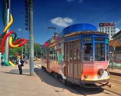 Colourful Milano (madbesl) Tags: mailand milano italien italy italia europa europe lombardei tram transportation milan lombardia strasenbahn tramway olympus omd em10 m10 omdem10 zuiko1250 lombardy