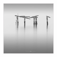 empty space (paolo paccagnella) Tags: phpph© fineart photo phpphotographycom bn bw paccagnellapaolo architecture monochrome minimal venetianlagoonlongexposure
