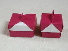 Tirrenia masu (Mélisande*) Tags: mélisande origami box masu tirrenia