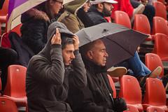 _MG_9895 (sergiopenalvagonzalez) Tags: futbol domingo palma de mallorca pelota jugadores aficion rojo negro pasion