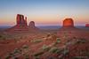 Monument Valley sunset (NettyA) Tags: 2017 arizona monumentvalley navajotribalpark sonya7r themittens usa utah wildcattrail travel sunset landscape