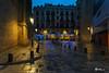_VMG8999 (V.Maza) Tags: horaazul elborn elborne basílica basílicadesantamaríadelmar calles callejeando street edificaciones building amanecer sunrise barcelona bcn catalunya spain nikon d7100 vicentemaza