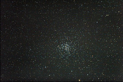 M38 Open cluster (sparkdawg068) Tags: space canon t3i texas telescope weather open clusters dss lr ps orion astrograph f4 800mm sirius eqmount baader coma corrector auriga constellation