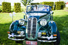 BMW 327 (1937) (saigneurdeguerre) Tags: europe europa belgique belgië belgien belgium belgica ponte antonioponte aponte ponteantonio saigneurdeguerre canon 5d mark iii 3 eos car voiture wagen bmw 327 bmw327 caro coche