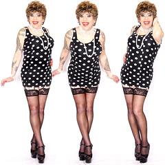 home17957-59 (Ann Drogyny) Tags: shoes legs heels crossdress crossdresser crossdressing cd tv tg ts transvestite transgender transsexual tranny tgirl glamour pinup mature cute sexy stockings nylons suspenders garters