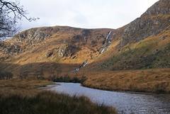 DSC02720 (margaret.metzler) Tags: ireland donegal countydonegal glenveagh glenveaghnationalpark nationalpark autumn 2017 lake lough loughbeagh waterfall hiking