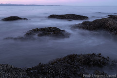 Tides 7628A (All h2o) Tags: pacific northwest strait sea ocean waves coast rock beach sunset water dusk tides olympic peninsula landscape